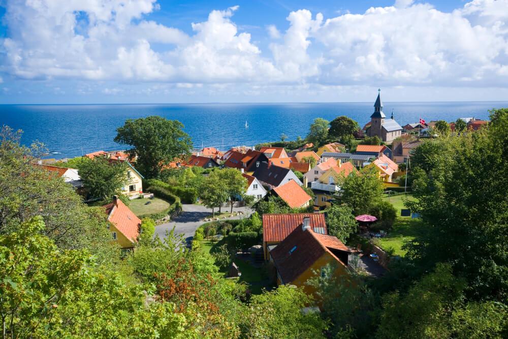 Besøg Bornholm
