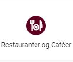 Restauranter og Caféer